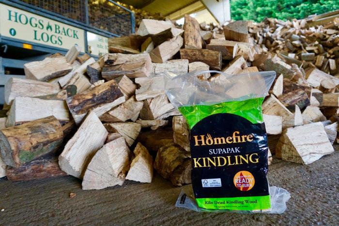 Kindling wood homefire supapak