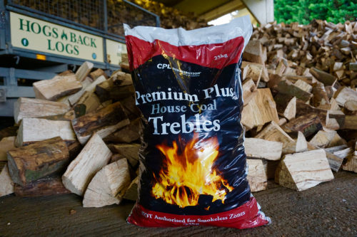 Premium house coal Trebles