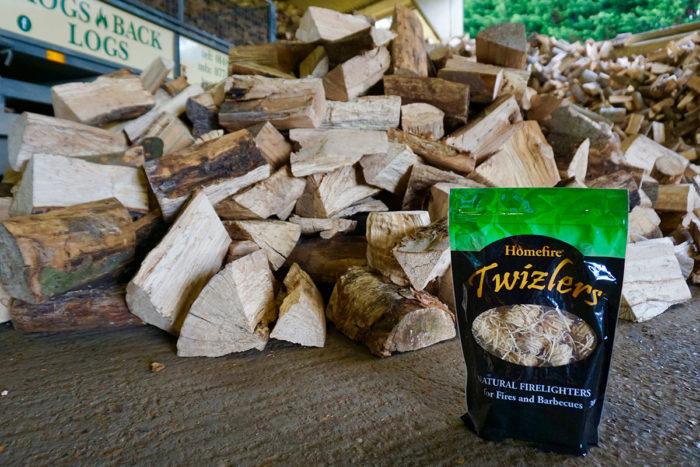 Twizler firelighters homefire