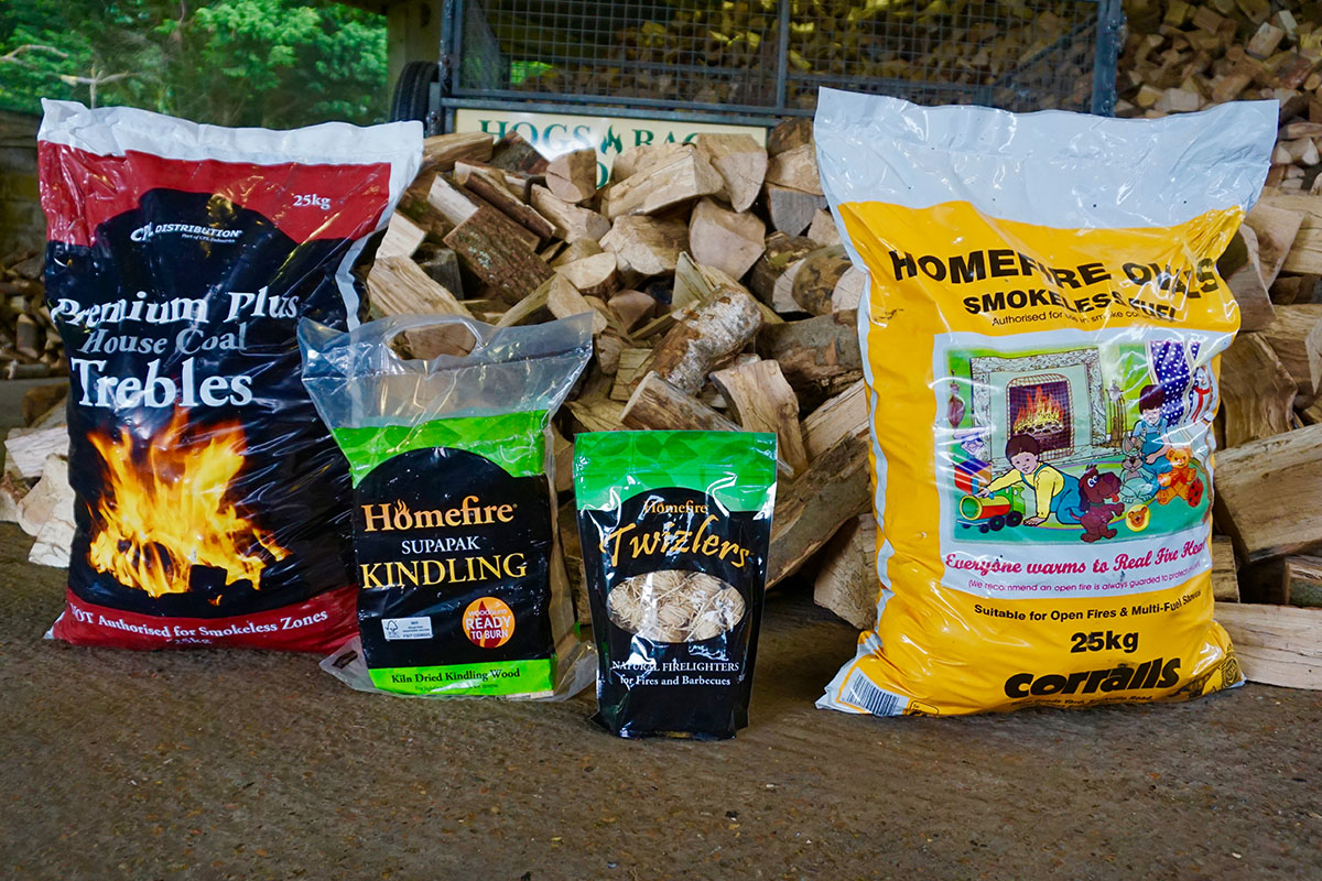 Kindling and Firelighters